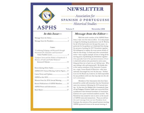 ASPHS cover art